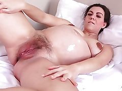 Curious.. nude pregnant women masturbating out the