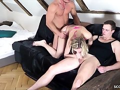 EXTREM SKINNY  ANOREXIC Teenie get First Time Casting Fuck