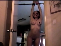 First-ever slave training Norah 19